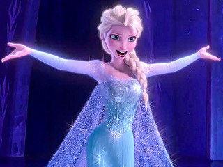 Frozen 2? Idina Menzel Teases That Sequel Is 'in the Works'