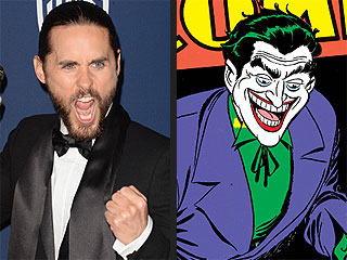 Jared Leto as The Joker? What to Know About the New Comic Book Flick Suicide Squad