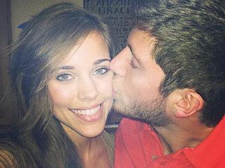 Ben & Jessa Duggar Seewald Seal Their 'Monthiversary' with a Kiss