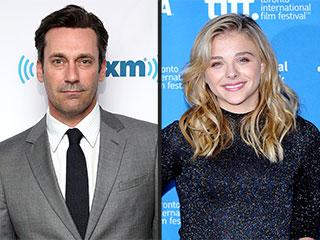 Jon Hamm, Chloë Grace Moretz Added to PEOPLE Magazine Awards | Chloe Grace Moretz, Jon Hamm