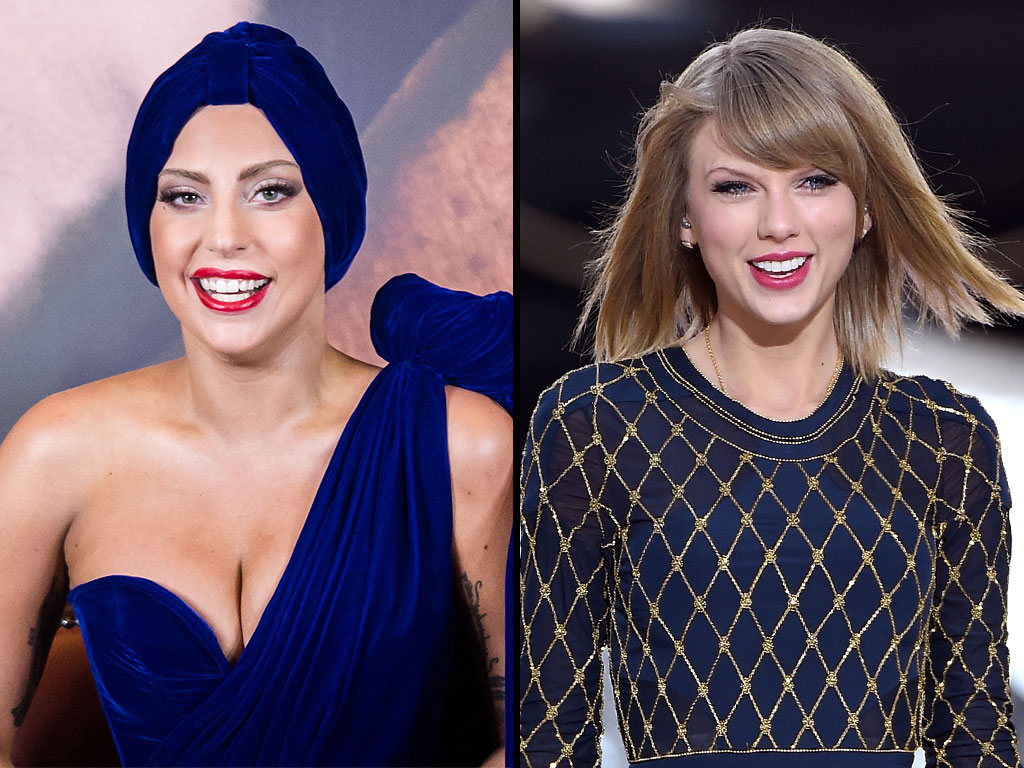 Lady Gaga on Taylor Swift: 'I Like Her'