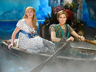 Did Girls Star Allison Williams Take Flight as Peter Pan?