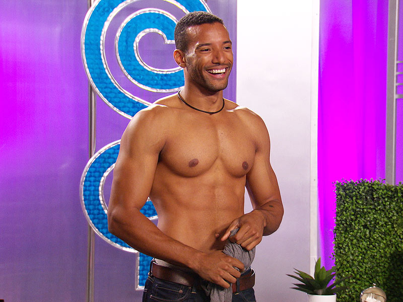 Price is right male model naked