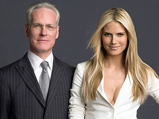 FROM EW: Project Runway Turns 10: Heidi and Tim on the Best/Worst Designs They've Seen