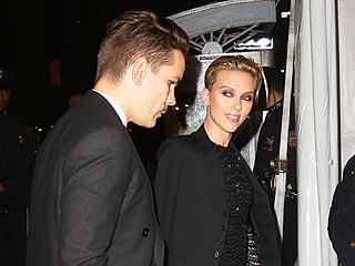 Newlyweds Scarlett Johansson & Romain Dauriac Get Cozy at Gotham Awards | Scarlett Johansson