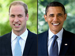 Prince William to Meet with President Obama During Royal Couple's U.S. Trip