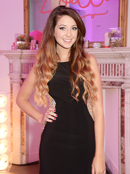 YouTube Star Zoella Shares Body Positive Message with Her Fans