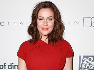 Alyssa Milano Thought Two Kids Would Be 'Harder'