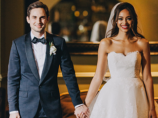 Amber Stevens Marries Andrew J. West – See the Photos