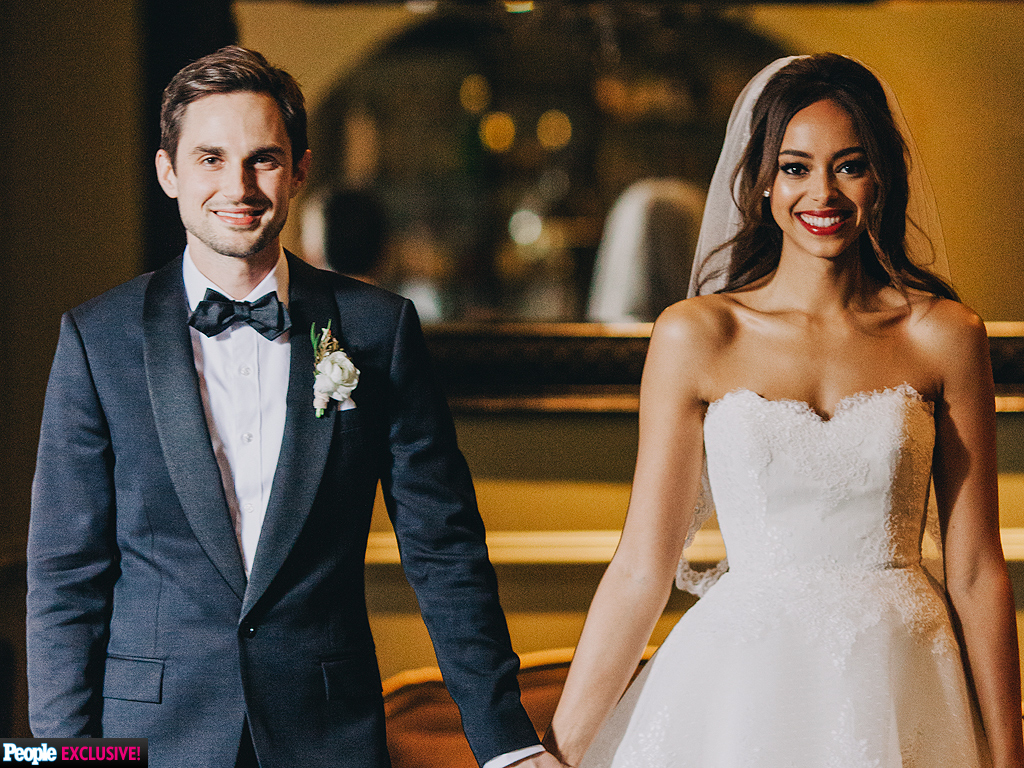Amber Stevens Marries Andrew J. West