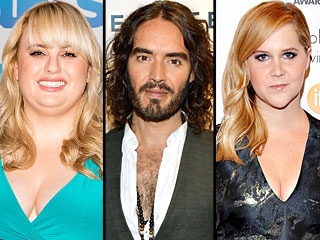 Guess Who's Hosting the 2015 MTV Movie Awards? | Amy Schumer, Rebel Wilson, Russell Brand