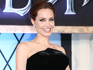 What Was Angelina Jolie's Most Important Moment of 2014?
