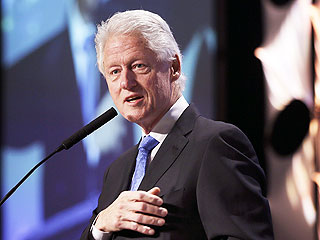 Bill Clinton Talks About Big Plans for His Granddaughter at Sports Illustrated Sportsman of the Year Awards