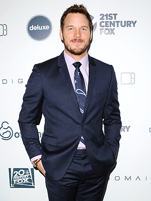 Chris Pratt March of Dimes