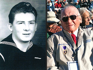 One of the Last Living Pearl Harbor Survivors Remembers 'Painful' Dec. 7, 1941
