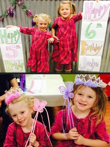 Josie Duggar Celebrates Her 5th Birthday at McDonald's (PHOTOS)