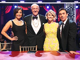 Which Judge Will Depart Dancing with the Stars? | Len Goodman