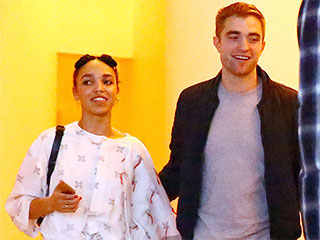 PHOTO: Robert Pattinson and FKA twigs Step Out in Miami