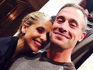Sarah Michelle Gellar: Freddie Prinze Jr. Is Doing 'Fine' After Spinal Surgery