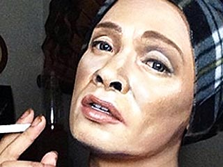 PHOTOS: Freaky! See a Makeup Artist Transform Himself Into American Horror Story Characters