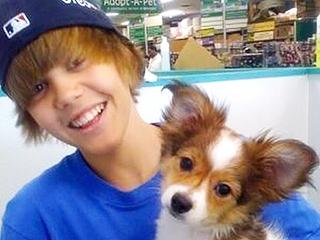 Justin Bieber's Dog Sammy Dies