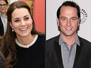 Actor Matthew Rhys Finds Himself Tongue-Tied over Princess Kate