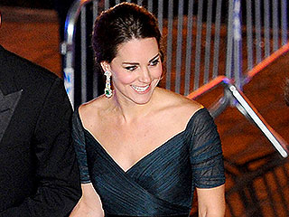 PHOTOS: Kate Stuns at Royal Couple's Final Event in N.Y.C.
