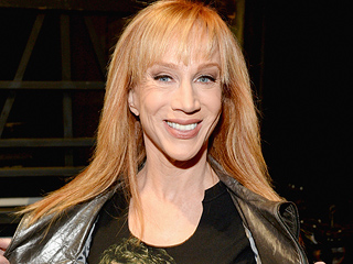 Kathy Griffin on Joining Fashion Police: Melissa Rivers Gave Her Blessing