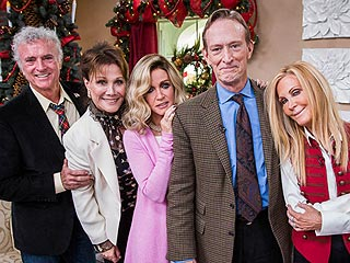 PHOTOS: Check Out the Knots Landing Reunion on Home & Family