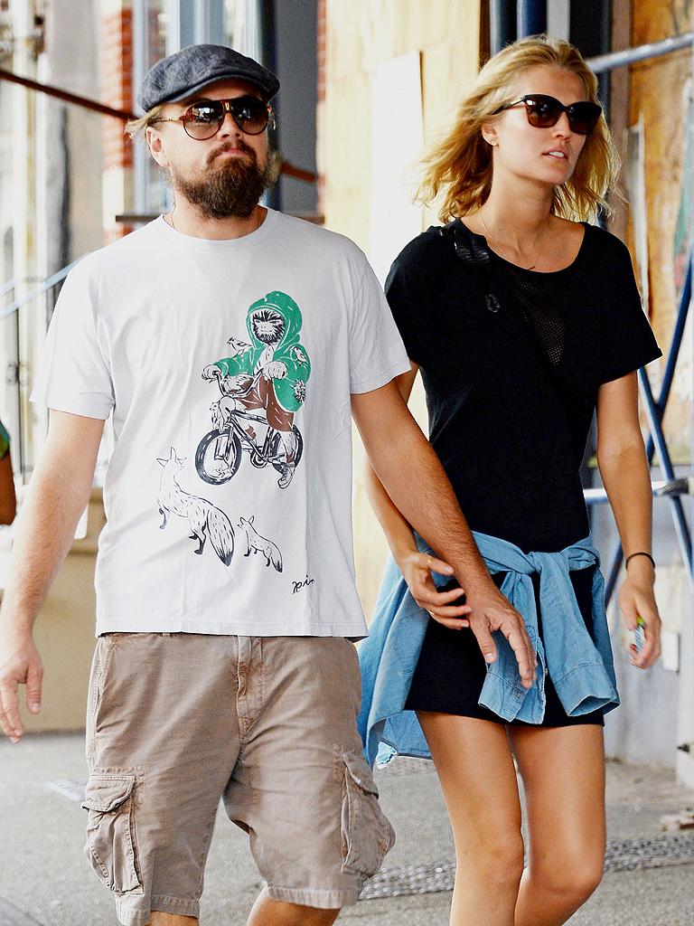 Leonardo DiCaprio & Tori Garnn's Relationship: Have They ... Leonardo Dicaprio Dating