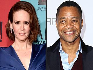 From EW: Sarah Paulson, Cuba Gooding Jr. Cast in O.J. Simpson Miniseries | Cuba Gooding Jr., Sarah Paulson