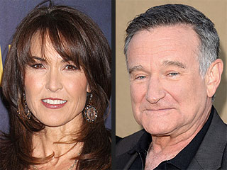 Robin Williams's Widow Attends Night at the Museum Premiere