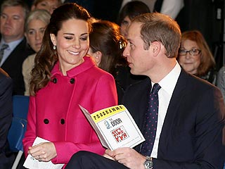 Will & Kate Blown Away by Youth Performance in N.Y.C.