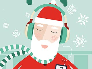 Which States Are The Biggest Fans of Christmas Music? (Infographic)