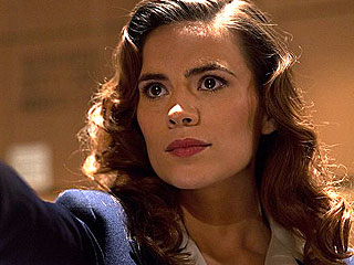 First Look: Agent Carter Is a Gun-Toting Super Spy in New Poster