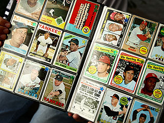 Father of Modern Baseball Cards Has Died