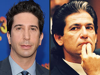 What's David Schwimmer's Kardashian Connection? | David Schwimmer