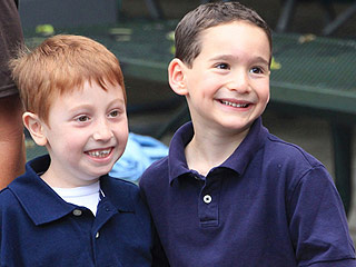 8-Year-Old Raises More Than $1 Million to Help Cure His Friend's Rare Disease