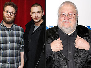 George R.R. Martin Offers to Screen The Interview