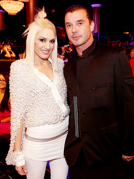 Inside Gwen Stefani and Gavin Rossdale's PEOPLE Magazine Awards Date Night