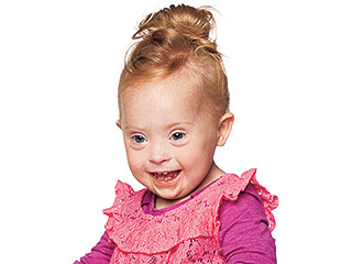 New Target Ad Features Adorable Toddler with Down Syndrome