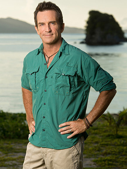 Jeff Probst: I'd Vote My Wife Off Survivor