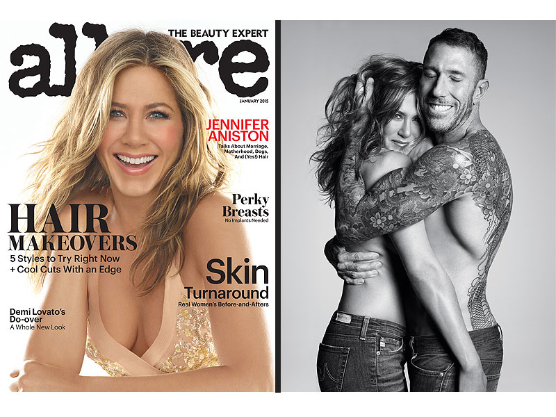 Jennifer Aniston: The Pressure to Have a Baby Isn't Fair| Couples, Kids & Family Life, Jennifer Aniston, Justin Theroux