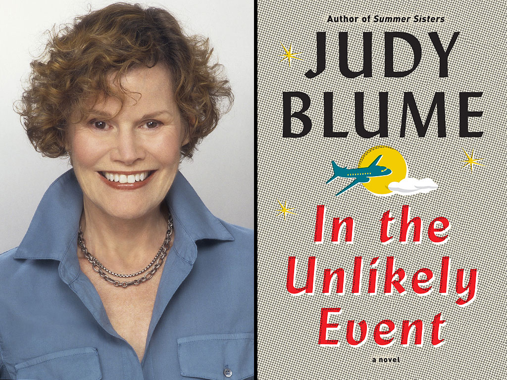 Judy Blume's 'In the Unlikely Event': Her First Book for Adults in 15 Years