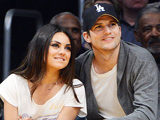 Are Ashton Kutcher & Mila Kunis Married? Actor Posts Cryptic Facebook Photo