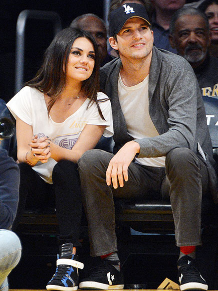 Mila Kunis, Ashton Kutcher Married: Secret Garden Wedding in Oak Glen