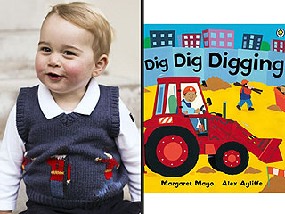 Is This Prince George's Favorite Book? | Prince George