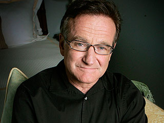 Robin Williams's Son Zak on His Dad: 'I Miss Him All the Time'