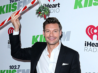 Ryan Seacrest's First Kiss Was Just as Sweet as You'd Expect It to Be