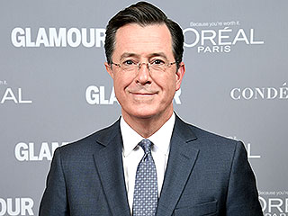 Lordy, Check Out Stephen Colbert's Next Gig | Stephen Colbert